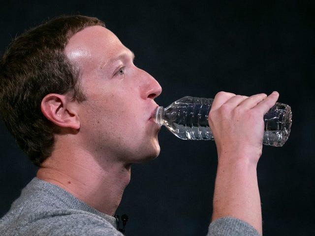 Facebook sigue arruinando toda esta cuestión política bastante mal