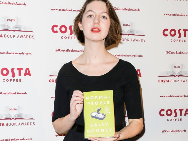 Sally Rooney Would Like Everyone to Shut Up About Her Already