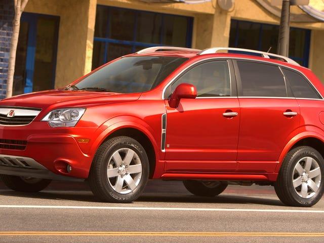 winterlegacy considers: Saturn Vue