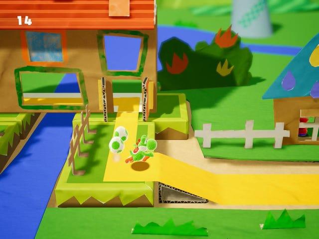 Permainan <i>Yoshi</i> Untuk Tukar Adakah Melangkau E3 Ini