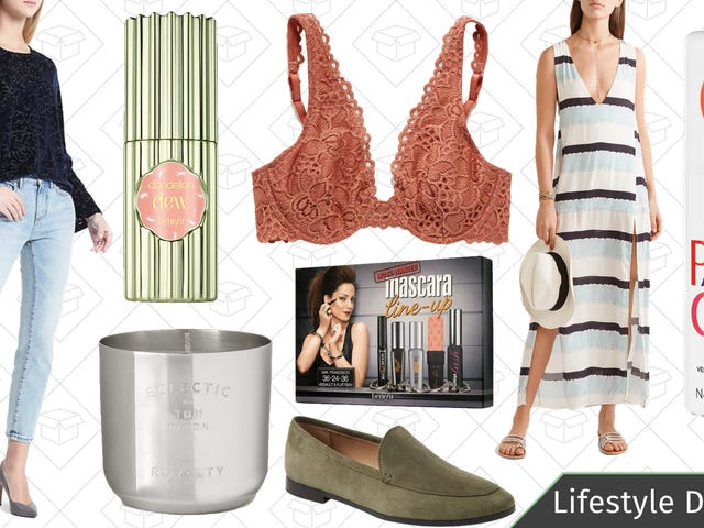 Thursday's Best Lifestyle Deals: Net-a-Porter, Benefit Cosmetics, Aerie, and More