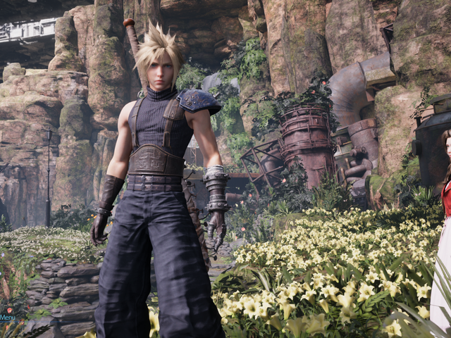 Final Fantasy VII Remake's Easy Mode Is Way Too Easy