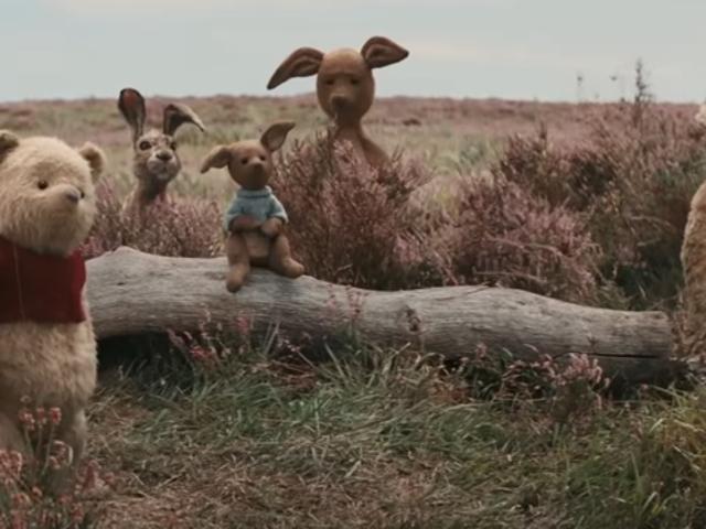 Denna härliga <i>Christopher Robin</i> Trailer kommer att lindra lite av din existentiella skada, minst för en liten stund