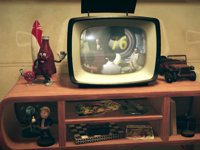 Sources: Fallout 76 Is An Online Survival RPG