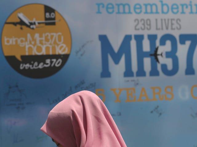 E-mail o ładunkach z desaparecido MH370 ten problem z osobistymi problemami z Malezji