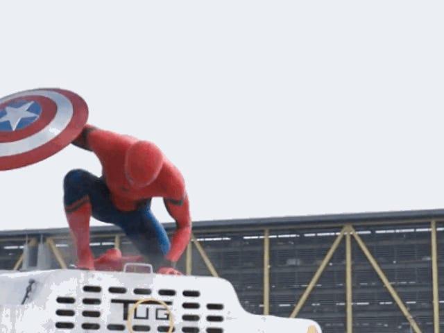 В фильме « <i>Spider-Man</i> » будут показаны другие герои фильма «Чудо»