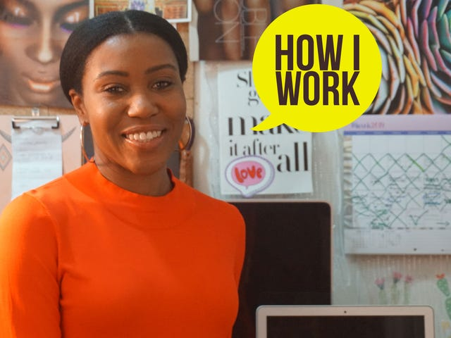 I'm Sirita Wright, Cannabis Media Entrepreneur, and This Is How I Work