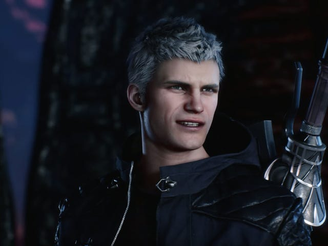 Devil May Cry 5 Is Coming Next Year