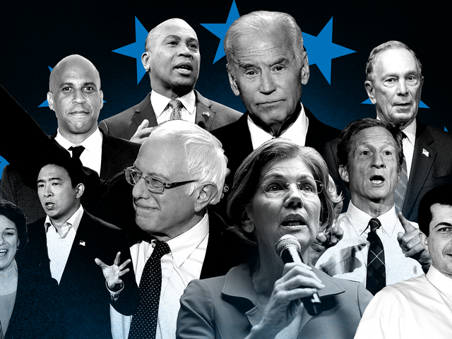 Booker Learns to Dance, Biden Affirms His Stance and Klobuchar Is Saying There's a Chance: 2020 Presidential Black Power Rankings, Week 23