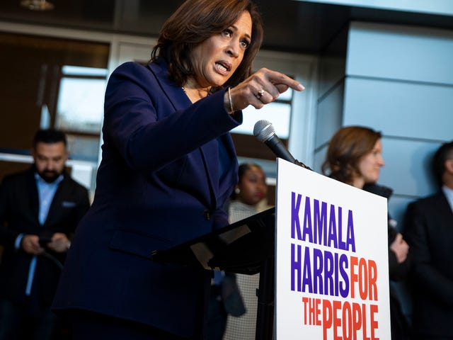 MAGA Troll Reboots Birther Conspiracy for Kamala Harris