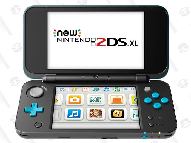 Why Wait to Play Super Smash Bros.? Save $20 On a New 2DS XL Right Now.