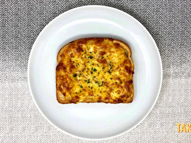 Welsh Rarebit Toasty is the most sophisticated sandwich this side of Llanfairpwllgwyngyll