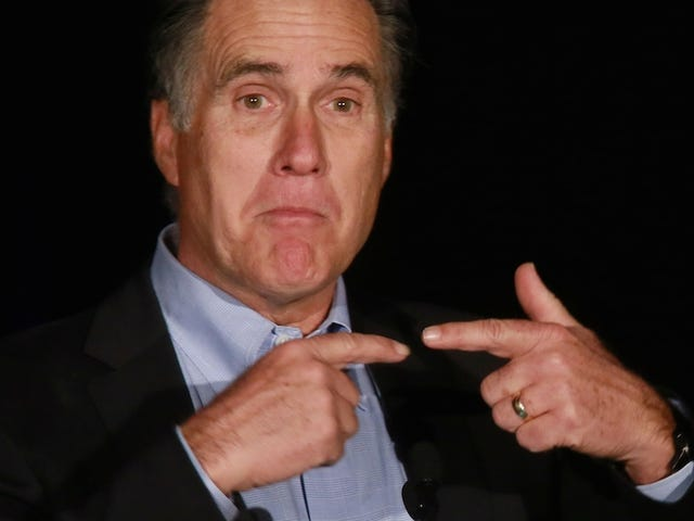 50 cose più cool di Mitt Romney in corsa per il presidente [Aggiornamento]