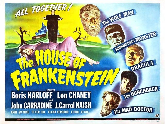 Svengoolie: House of Frankenstein (1944)