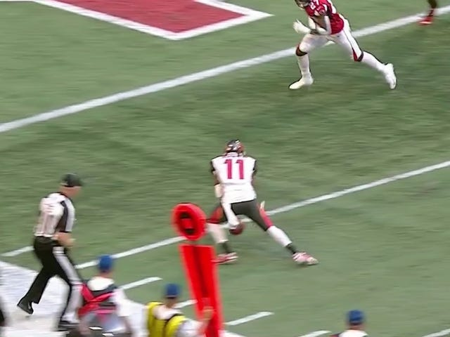 DeSean Jackson's Butterfingers Prevent Incredible Game-Winning Play For The Bucs