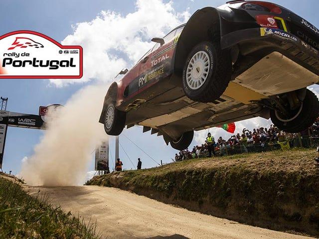 Предварительный просмотр Fantasy WRC: PRRRRRRRRT