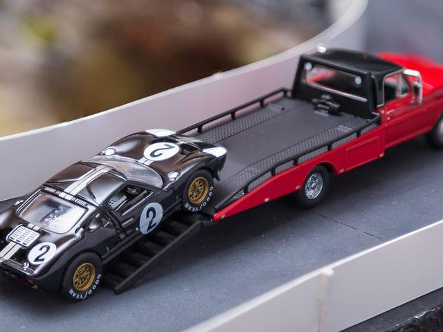 SVART.  Auto World MiJo Exclusive GT40