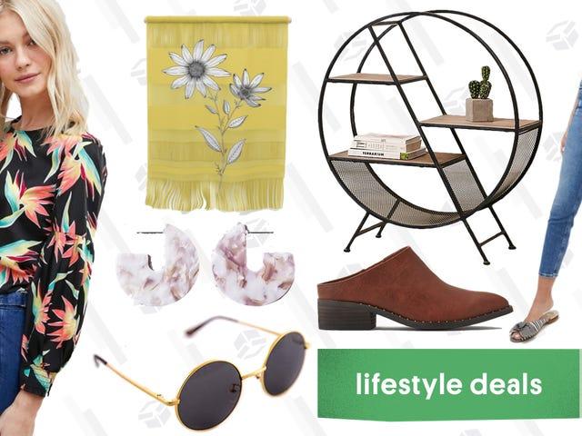 Las mejores ofertas de estilo de vida del miércoles: Gafas de sol, American Eagle, Urban Outfitters y más