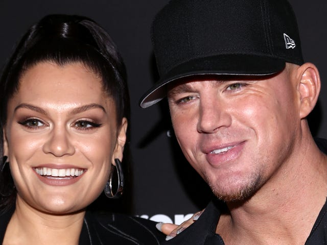 Jessie J Thinks Channing Tatum Is a 'Special Man' But No, They're Not Getting Back Together