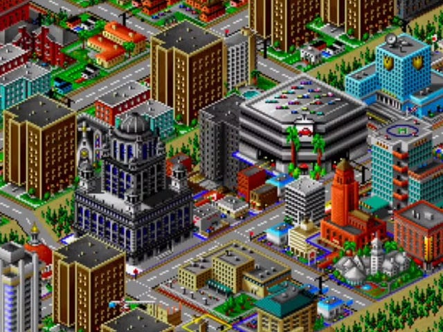 "EA Kills ""Open Source"" Version Of SimCity 2000"
