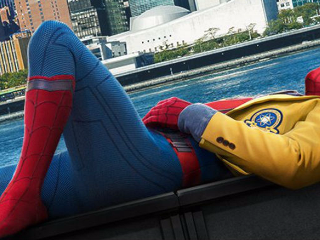 Spider-Man: Homecoming's Best Poster Was Born When Tom Holland Took A Nap