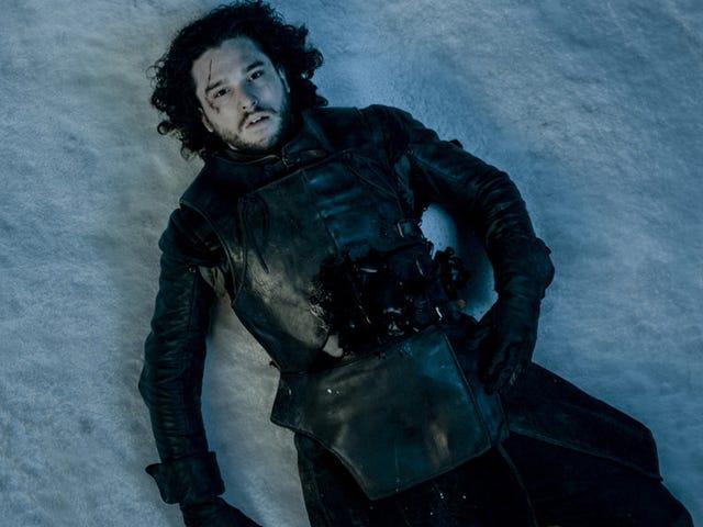 Jon Snow Must Die