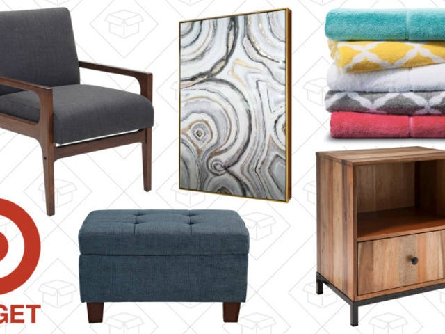 Get New Home Goods for Presidents' Day With Discounts at Target