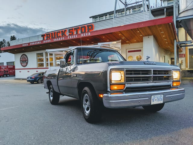 Registered for the BC Vintage Truck Show