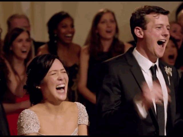 Adam Levine rauniot täydellisesti mukavia häät New Maroon 5 video