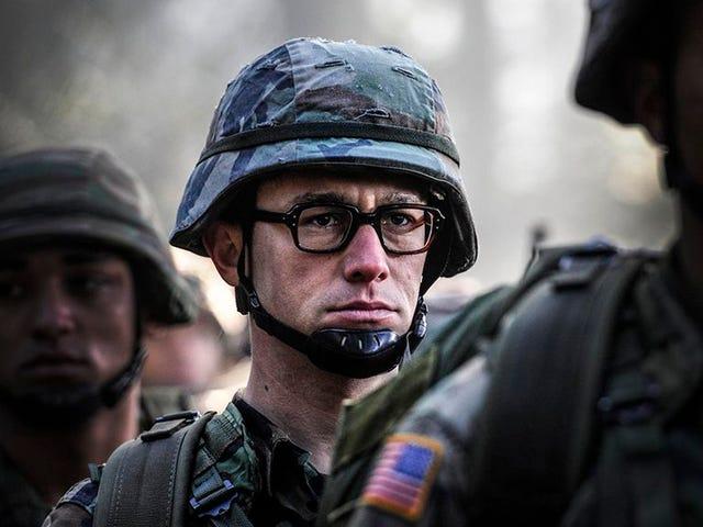 Film Snowden Mungkin Layak Dilihat