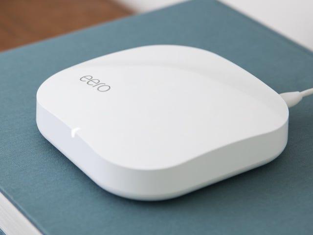 Das größte, schlechteste Eero Mesh Wi-Fi-System kostet 60 US-Dollar