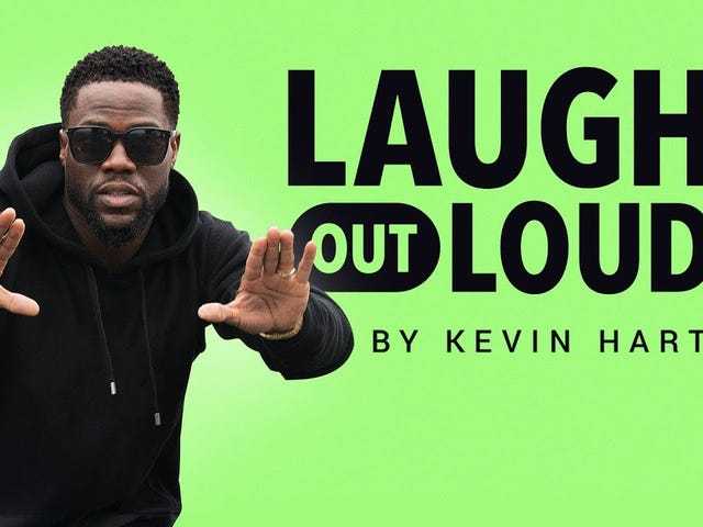 Just Stumbled on Kevin Hart's LOL Network on Youtube