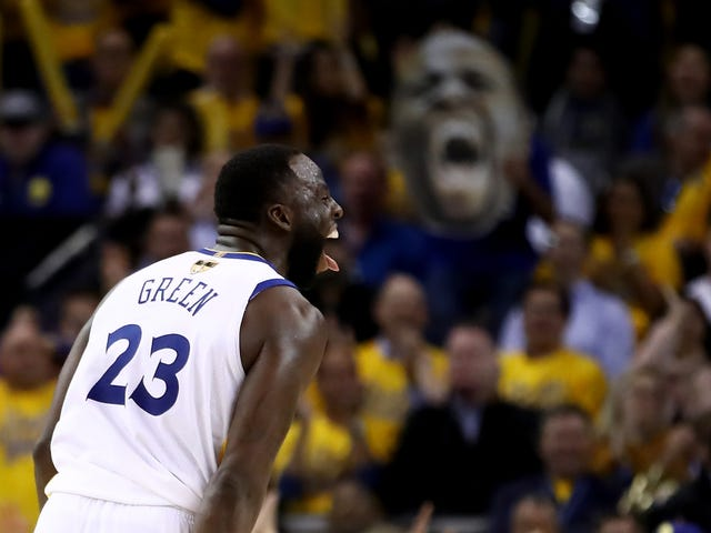 Draymond Green Is The Supreme Heel