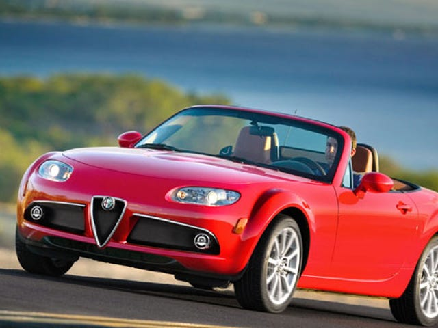 Alfa Romeo Capitulates, Will Not Release MX-5 Twin