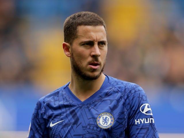 Eden Hazard, Chelsea'yi Şandan'ın Ateşine Çıktı