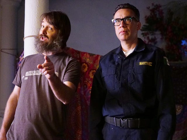 The Last Man On Earth repeatedly hits one morbid note in its winter finale