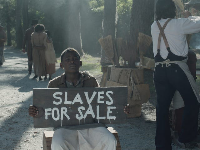 10 Stunning Images From The Birth of a Nation