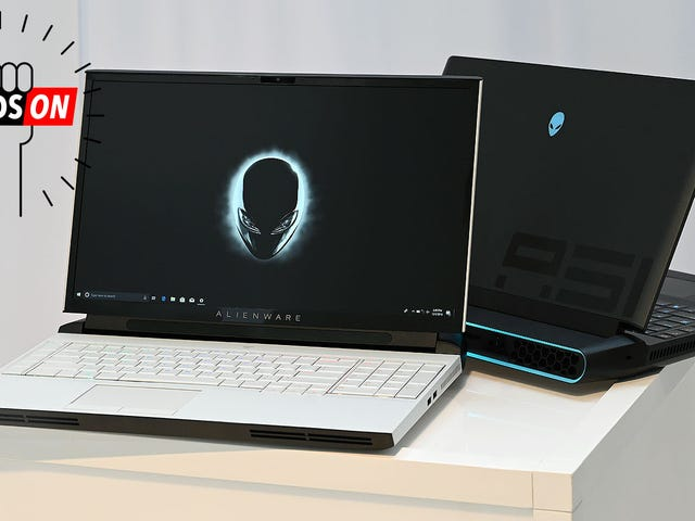 Alienware Is Redefining the Gamer Aesthetic, Again
