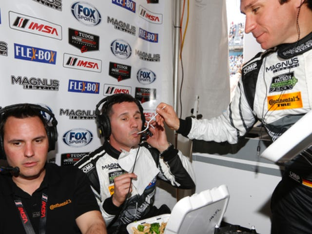 Watch The Craziest Team In The Paddock Live-Stream From Their Rolex 24 Pits