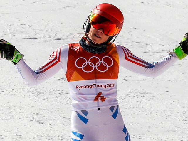 Mikaela Shiffrin Failed To Medal In Her Best Event