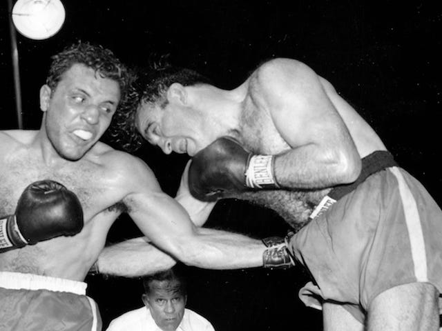The Woeful Life Of Jake LaMotta