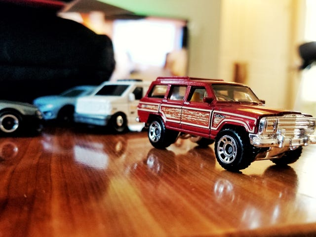 Came for the Wagoneer, left with a big truck.