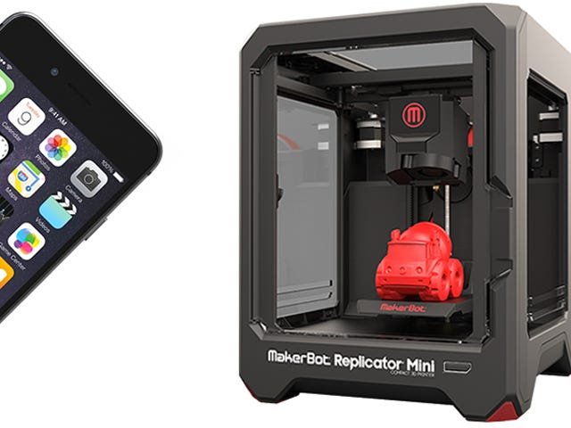 Telefon Pintar Boleh Menyalin Model 3D Dengan Hanya Merakam Bunyi Pencetak 3D