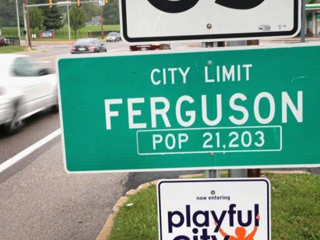 改变来到弗格森:3名非洲裔美国人参加市议会