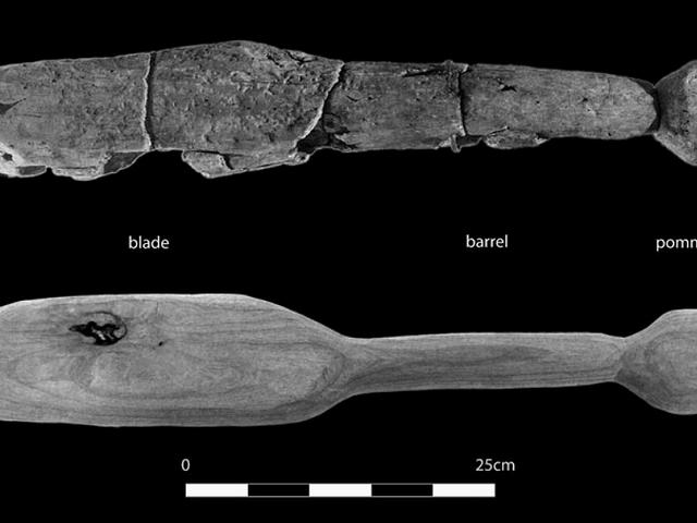 Reconstruyen una una brutal arma delneolíticoy prueban su eficacia con cuatrocráneos:mataba de un solo golpe