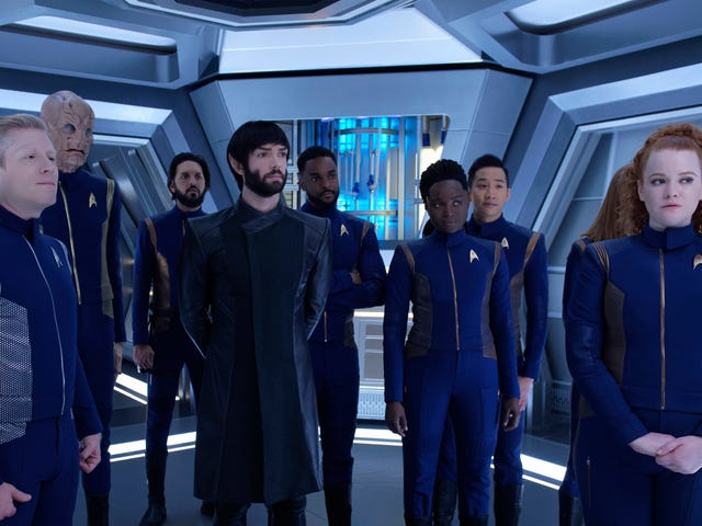 Star Trek: Discovery prepares for a finale as Michael makes a choice