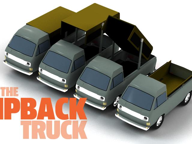 Mọi người im lặng Tôi chỉ phát minh lại xe tải và xe SUV