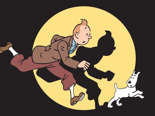 Cómo la complicidad de Hergé con los nazis permitió que los cómics de Tintín siguieran existiendo