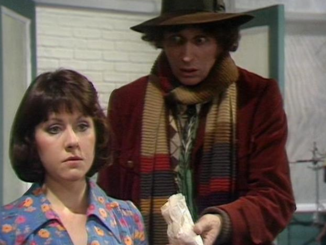 Tom Baker's First Season of Doctor Who Is Finally Coming to Blu-Ray
