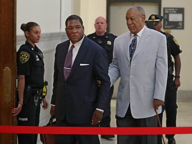 Judge Rules Cosby Civil Deposition Testimony Can Be Used in Criminal Trial